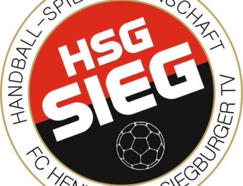 Männliche C2 der HSG Sieg gewinnt ihr Testspiel gegen TuS Niedepleis